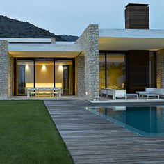 House in Monasterios by Ramon Esteve | HomeDSGN, a daily source for inspiration and fresh ideas on interior design and home decoration.