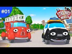 Strażnicy Miasta 2 - EP01 Zamiana Miejsc - YouTube