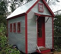 "to some day have a little tiny cabin to retreat to....has been a ten year dream...""you may find yourself living in a shotgun shack"""