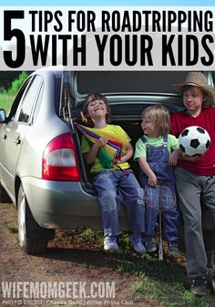 Do you love family vacations but dread the car trip getting to your destination? These 5 tips will make your family road trip more enjoyable for everyone.