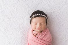 Kelly Kristine Photography | Newborn Photography - Baby Girls in Pink