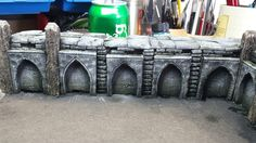As part of my ongoing project to build a modular frostgrave table, I turned my attention to the dockside. I'd…