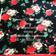 """La bellezza inizia da dentro Il numero dei partecipanti sta crescendo e sono molto grata..🙏🏼.  Più saremo, più persone maggiormente consapevoli avremo in società!!! E l'ambiente si trasforma 😊😃. Ci vediamo il 18-2-18 a bergamo, """"I Vestiti dell'Anima""""di Angela Gioia"""