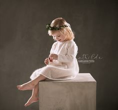Girls Dresses, Flower Girl Dresses, Barn, Fine Art, Wedding Dresses, Fashion, Dresses Of Girls, Bride Dresses, Moda