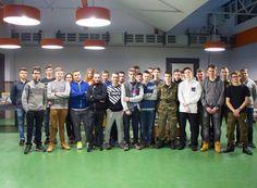 Dream team( 5883) #ourteam #team #family #robofamily #spicegears #frc #stronghold #omgrobots by spicegears