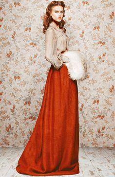 <3 {lookbook: Fall/Winter 2011 collection, Ulyana Sergeenko, Russia} via Thisisglamorous.com