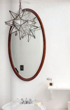 star lamp #chandelier