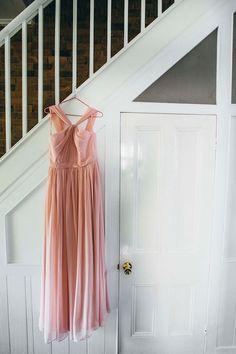 Blush bridesmaid dresses. Blush Weddings, Blush Bridesmaid Dresses, Happy Day, Blush Bridesmaid Gowns, Blush Pink Weddings, Light Pink Weddings
