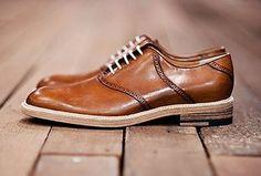 5 Hole Saddle Shoes by Band of Outsiders