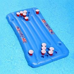 Pool Party Pong Float