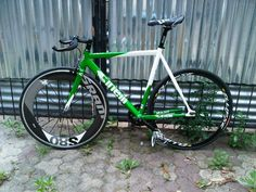 Cinelli Mash Green