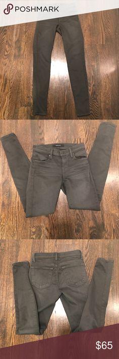 J Brand Jeans - NWOT! Size 23  Dark Gray Super Skinny Fit J Brand Jeans Skinny