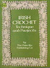 IRISH CROCHET TECHNIQUES & PROJECT - VINTAGE CROCHET PATTERNS C PICS