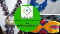 #9 NUDO CORBATA. DIY,MACRAME,HOBBY 2016