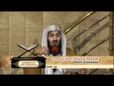 Stories Of The Prophets 09  Saalih as   Mufti Ismail Menk