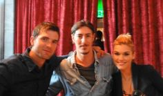 Haven - Interview with Emily Rose, Lucas Bryant and Eric Balfour
