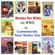 Pearl Harbor Day: Books for Kids and My Mother's Story :: PragmaticMom