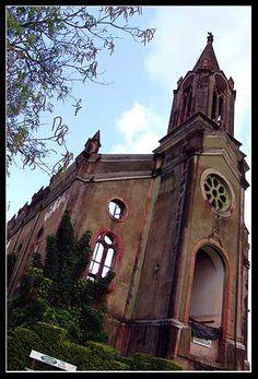 igreja abandonada