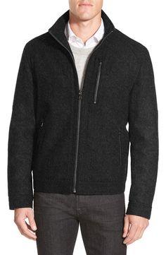 Michael Kors Zip Front Jacket