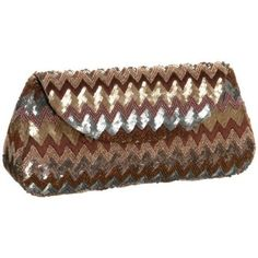 SANTI Sequin Striped Convertible Clutch http://www.endless.com/SANTI-Sequin-Striped-Convertible-Clutch/dp/B004K1FILG/ref=cm_sw_o_pt_dp