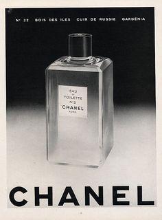 Chanel (Perfumes) 1946 Eau de Toilette Numéro 5