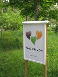 Ytterjärna is a GMO-free zon