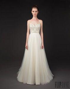 ウィニー・クートゥア [Winnie Couture] Blush label, 2014コレクション - ウェディングドレス