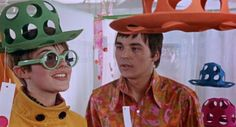 Here We Go Round The Mulberry Bush - Clive Donner - 1968  Angela Scoular, Barry Evans