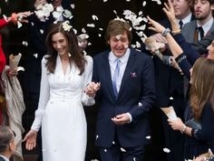 Третья свадьба Пола Маккартни и Нэнси Шевелл, 2011. На этот раз у них все хорошо, как и после первой свадьбы.