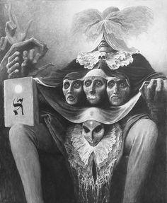 Beksinski - 1974