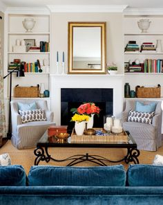 Decorating by Michael Penney; Photography by Donna Griffith as seen in Style At Home Magazine
