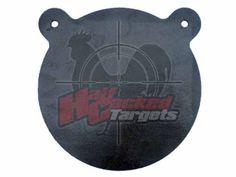 """12"""" Gong – Halfcocked Targets"""