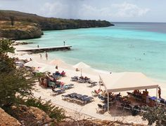 porto marie Curacao - mooiste stranden Curacao