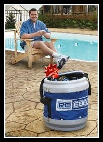 Insulated sides keep your drinks cold for the big game, allowing the RC Cooler to cater your friends' drink needs without...