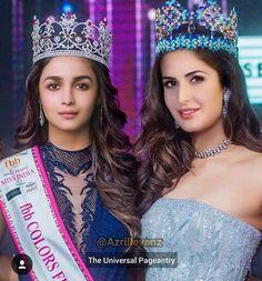 Bollywood Dress, Bollywood Stars, Indian Celebrities, Bollywood Celebrities, Alia Bhatt Saree, Miss Universe Dresses, Alia Bhatt Photoshoot, Katrina Kaif Hot Pics, Alia Bhatt Cute