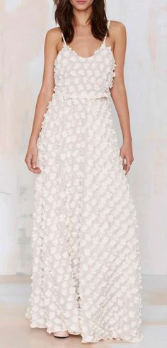 Dress the Population Athena Appliqué Dress