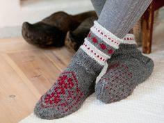Neulo joululahjaksi villasukat – Kotiliesi