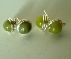Connemara, Celtic, Marble, Pearl Earrings, Wire, Etsy Shop, Trending Outfits, Unique Jewelry, Handmade Gifts