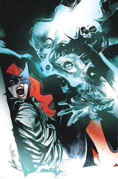 Batwoman (Volume 1) Issue 30