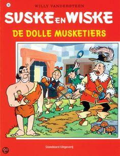 Suske en Wiske / 089 89 De dolle musketiers