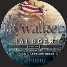 Label Worx Release of the Day - Halogen : Pandur [Jaywalker Recordings] Label, Day