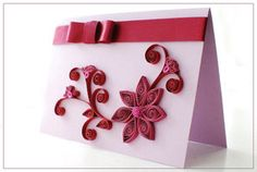 quilling card XVIII by ~250981 on deviantART