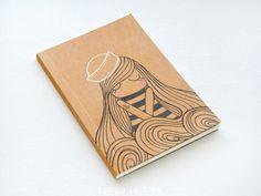 """Libreta """"Sailor Girl""""  - """"Sailor Girl""""  Notebook - Esencia Custome"""