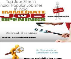most popular job sites