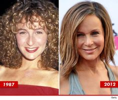 Jennifer Grey After Nose Job Always interesting what you can find when you type in plastic surgery and other related terms