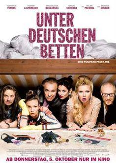 """Auf hepyeq.de findest du alle Termine in Deiner Nähe und Infos zum Film """"Unter deutschen Betten"""""""