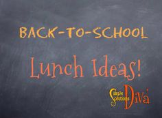School gets going and sometimes it is hard to come up with fun lunches the kids will like. Check out some of these ideas from Simple Solutions Diva: Chicken Soft Tacos – Let the kids assemble their… Easy Snacks, Easy Meals, Back To School Lunch Ideas, Soft Tacos, Food To Make, Simple Recipes, Check, Simple Appetizers, Quick Easy Meals