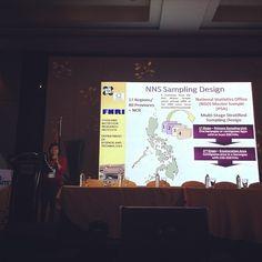 NNS sampling design #PNHRSph #SafePH #HealthResearchPH #PLDThomefiber
