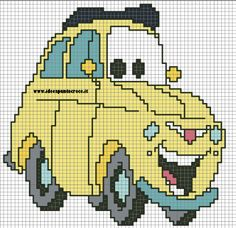 Cars disney crafts cross stitch 56 new ideas Cars Cars disney crafts cross stitch 56 new ideas Cars - Popular Disney Crafts Disney Cars, Disney Stitch, Cross Stitch For Kids, Cross Stitch Baby, Cross Stitch Designs, Cross Stitch Patterns, Cross Stitching, Cross Stitch Embroidery, Stitch Cartoon