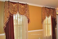 "Laura's Dining Room ""AFTER"" - traditional - Dining Room - Philadelphia - Sew Stylish Designs Llc"